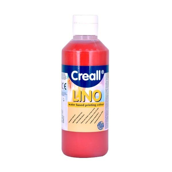Мастило за линогравюра CREALL LINO, 250ml Мастило за линогравюра CREALL LINO, 250ml, светло червено