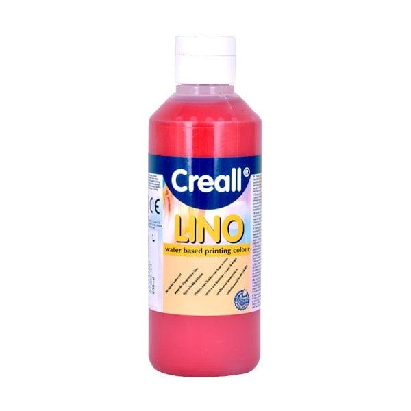 Мастило за линогравюра CREALL LINO, 250ml Мастило за линогравюра CREALL LINO, 250ml, тъмно червено