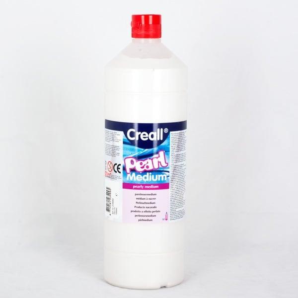 Медиум CREALL, 1000 ml Медиум перлен ефект CREALL Perl, 1000 ml