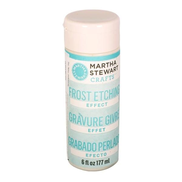 Медиум специален ефект Martha Stewart, 118 / 177ml Медиум специален ефект Martha Stewart, Frost etching effect, 177 ml