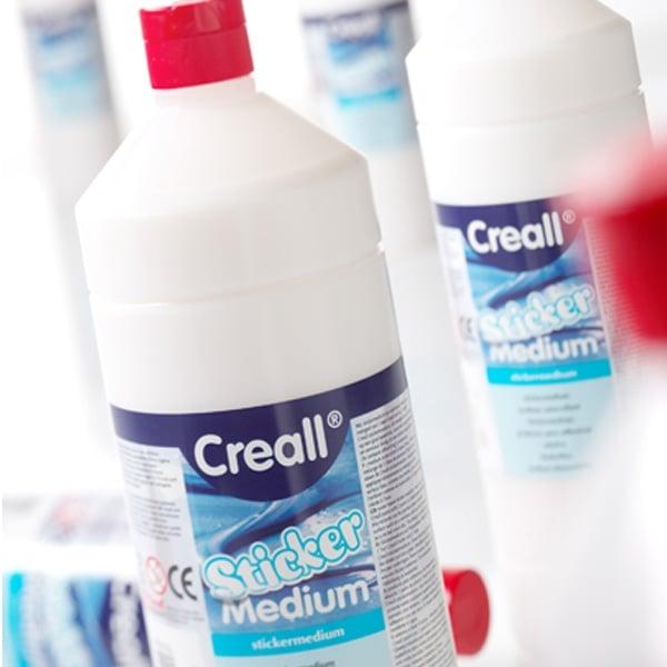 Медиум CREALL, 1000 ml Медиум стикер ефект CREALL, 1000 ml