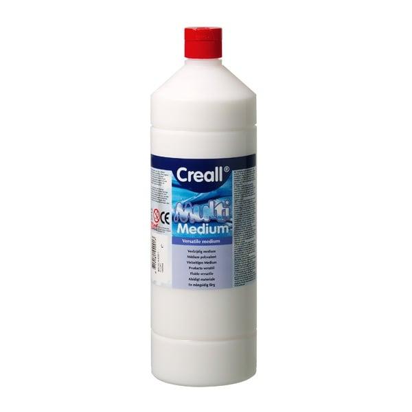 Медиум CREALL, 1000 ml Медиум универсален 100% акрил CREALL, 1000ml