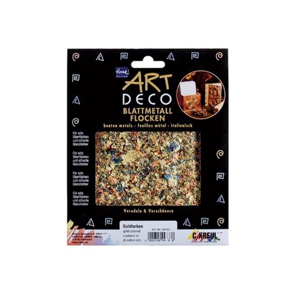 Метални късчета ART Deco, 2g, смесени