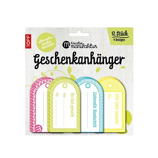 MF Gesch.anhanger 12er-Set