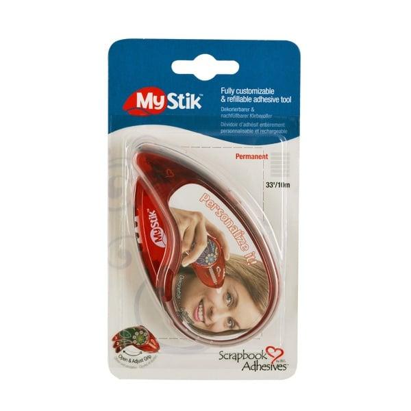 MyStik двустранно лепяща лента MyStik двустранно лепяща лента, стандартна, 10m