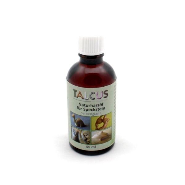 Натурално гланциращо масло за предаване блясък на скулптури от сапунен камък, Naturharzol 100 ml