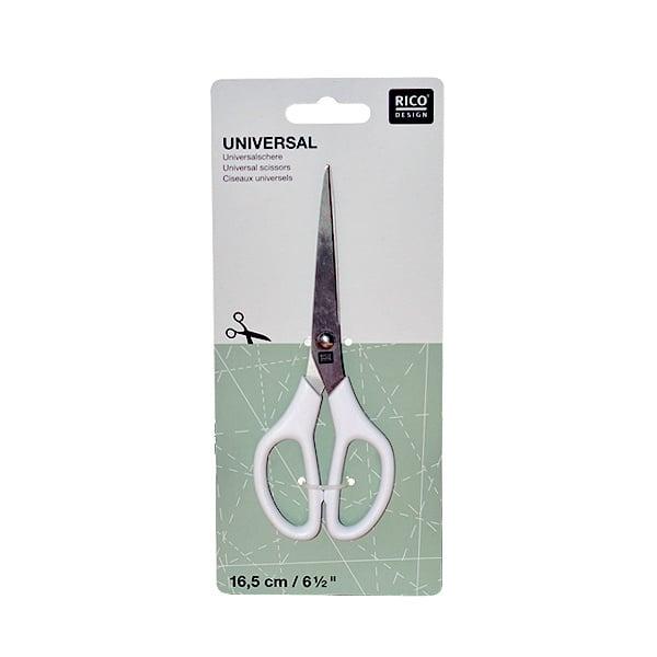 Ножица универсална RicoDesign, лява и дясна,16.5 cm