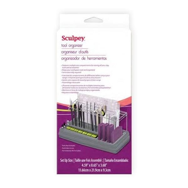 Органайзер за инструменти за глина Sculpey