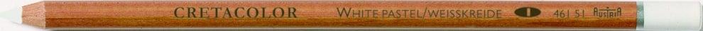 Пастелен бял молив CretaColor, Nero Drawing, soft