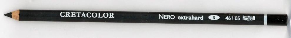 Пастелен черен молив CretaColor, Nero Drawing Пастелен черен молив CretaColor, Nero Drawing, extra