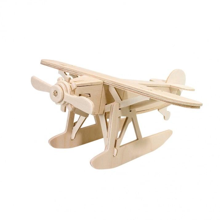 Дървен комплект за сглобяване, Хидроплан