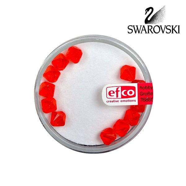 Перла многостенна Swarovski, 6 mm, 12 бр. Перла многостенна Swarovski, 6 mm, 12 бр., hyacinth