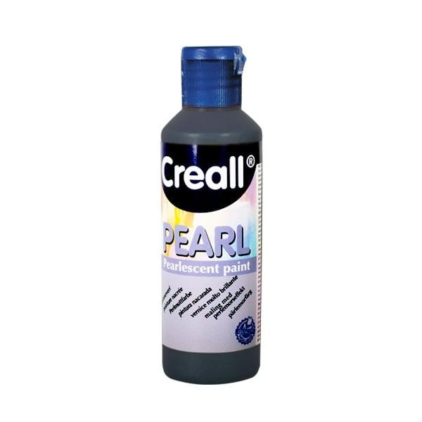 Перлени бои CREALL PEARL Перлена боя CREALL PEARL, 80 ml, черна