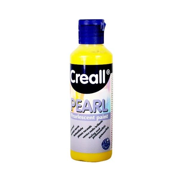 Перлени бои CREALL PEARL Перлена боя CREALL PEARL, 80 ml, жълта