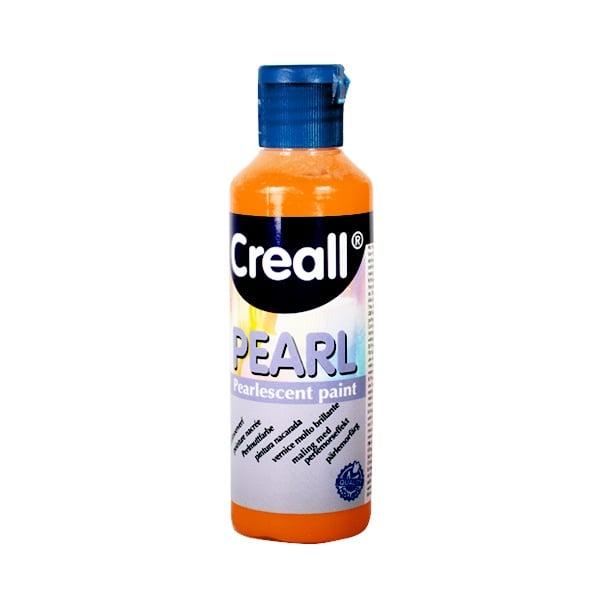 Перлени бои CREALL PEARL Перлена боя CREALL PEАRL, 80 ml, оранжева