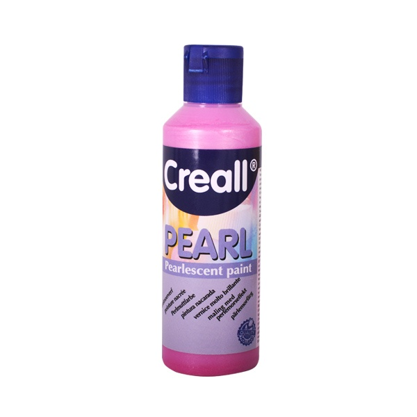 Перлени бои CREALL PEARL Перлена боя CREALL PEARL, 80 ml, розова