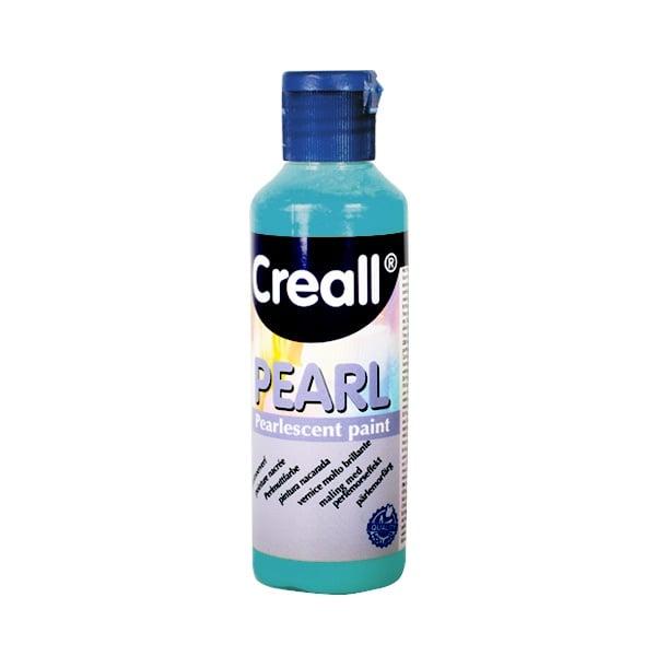 Перлени бои CREALL PEARL Перлена боя CREALL PEARL, 80 ml, синьо-зелена