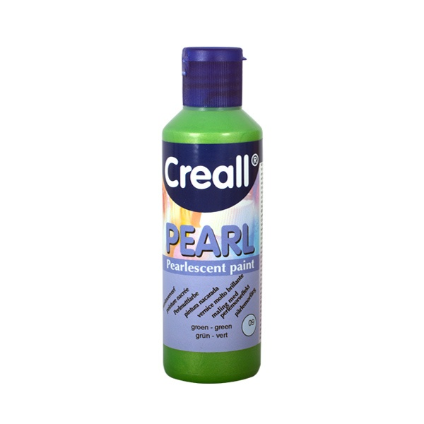Перлени бои CREALL PEARL Перлена боя CREALL PEARL, 80 ml, зелена