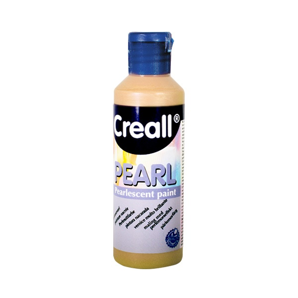 Перлени бои CREALL PEARL Перлена боя CREALL PEARL, 80 ml, златна