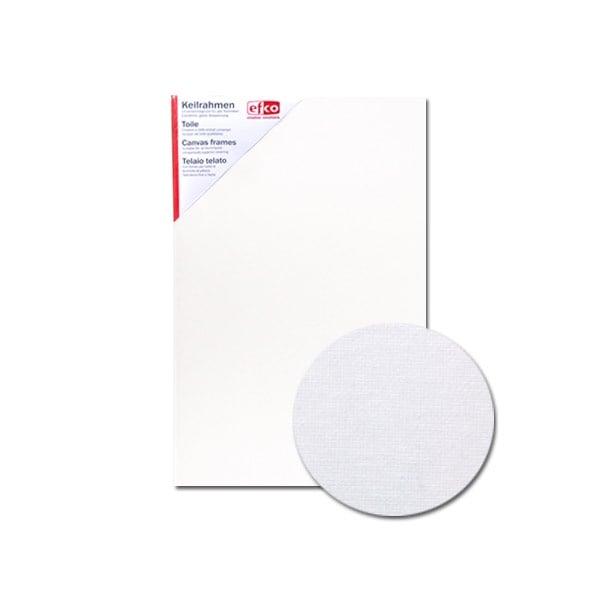 Платно за рисуване грундирано, 380g/m2, 1,7 сm, бяло Платно за рисуване грундирано, 380 g/m2, 1,7 cm, бяло, 40 x 60 cm