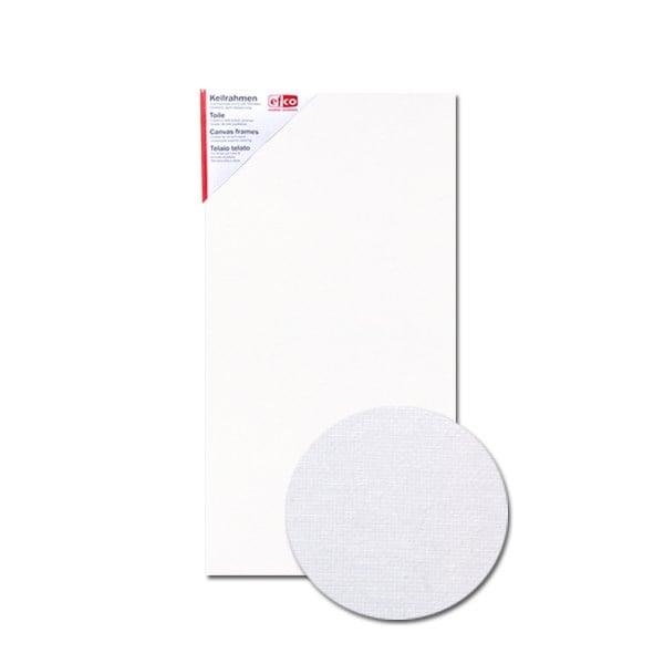 Платно за рисуване грундирано, 380g/m2, 1,7 сm, бяло Платно за рисуване грундирано, 380 g/m2, 1,7 cm, бяло 50 х 100 cm