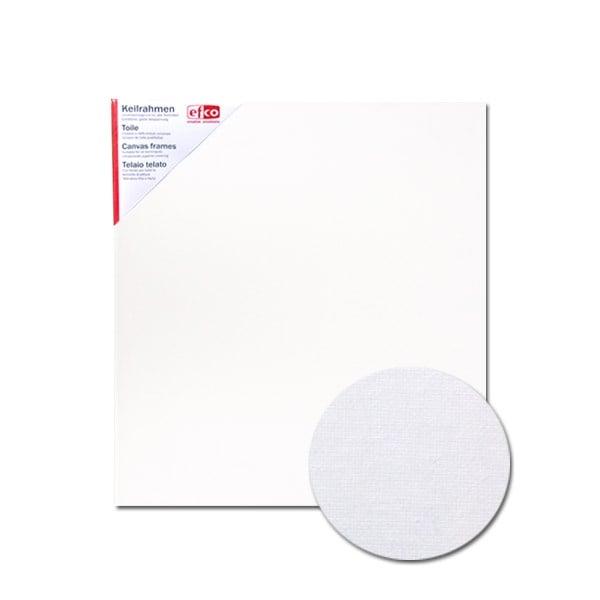 Платно за рисуване грундирано, 380g/m2, 1,7 сm, бяло Платно за рисуване грундирано, 380 g/m2, 1,7 cm, бяло,  50 х 60 cm