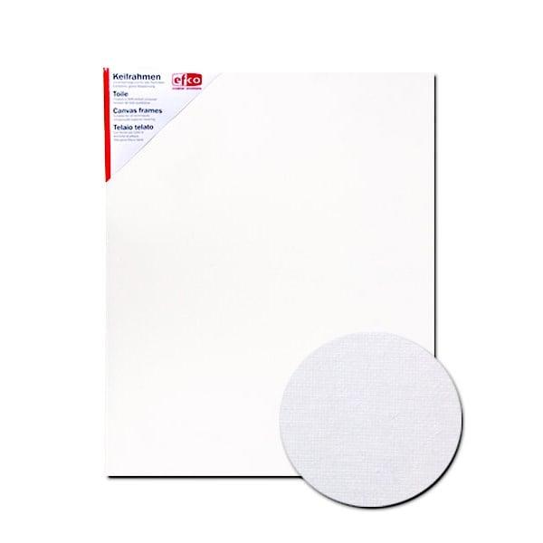 Платно за рисуване грундирано, 380g/m2, 1,7 сm, бяло Платно за рисуване грундирано, 380g/m2, 1,7 сm, бяло, 50 x 70 cm