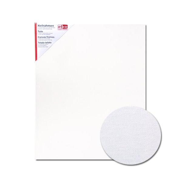 Платно за рисуване грундирано, 380g/m2, 1,7 сm, бяло Платно за рисуване грундирано,380 g/m2, 1,7 cm, бяло 60 х 80 cm