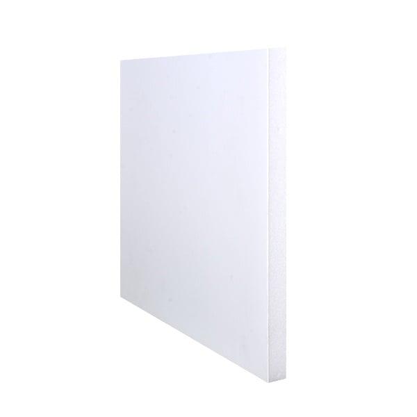 Плоскост за декорация от лек порест материал, 1 лист, 21 x 29,7 cm  Плоскост за декорация от лек порест материал, 1 лист, 21 x 29,7 cm x 10 mm, бяла