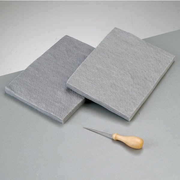 Подложка за филц техника, 180 х 125 х10 mm, полиестер 2 бр.
