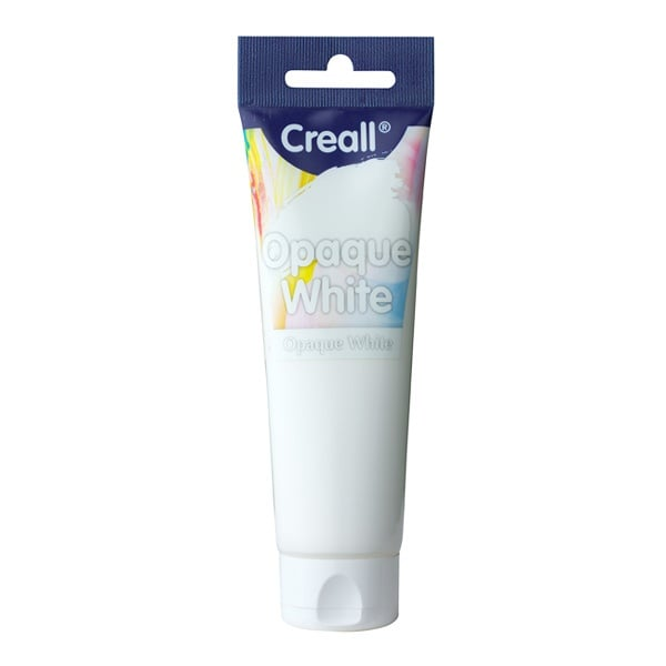 Покривна боя CREALL OPAQUE, 120 ml Покривна боя CREALL OPAQUE, 120 ml, бяла