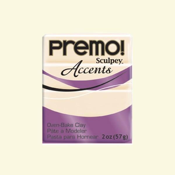 Полимерна глина Premo! Accents Sculpey, 57g Полимерна глина Premo! Accents Sculpey, 57g, полупрозрачно