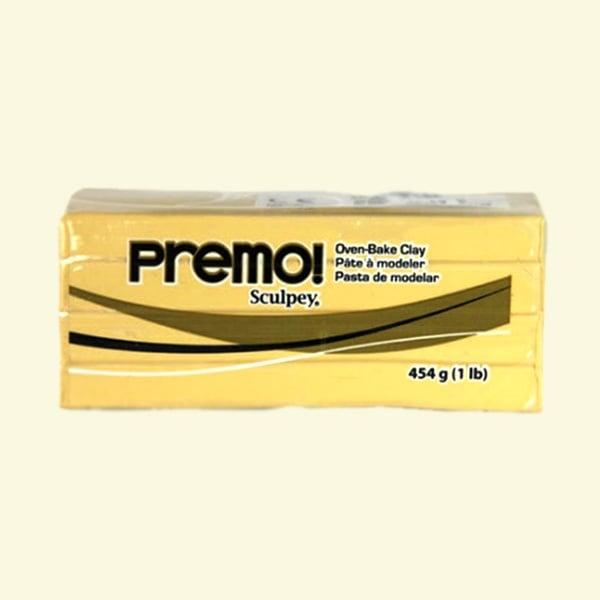 Полимерна глина Premo! Sculpey Полимерна глина Premo! Sculpey, 454g, екрю