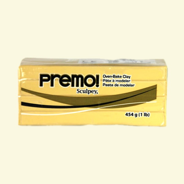 Полимерна глина Premo! Sculpey, 454 g Полимерна глина Premo! Sculpey, 454g, екрю