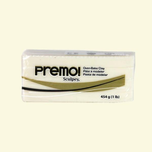 Полимерна глина Premo! Sculpey Полимерна глина Premo! Sculpey, 454g, прозрачно