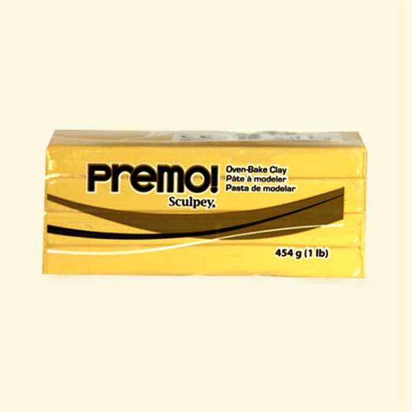Полимерна глина Premo! Sculpey Полимерна глина Premo! Sculpey, 454g, златно