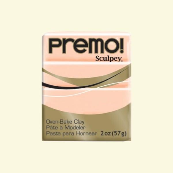 Полимерна глина Premo! Sculpey Полимерна глина Premo! Sculpey, 57g, бежово