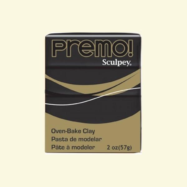 Полимерна глина Premo! Sculpey Полимерна глина Premo! Sculpey, 57g, черно