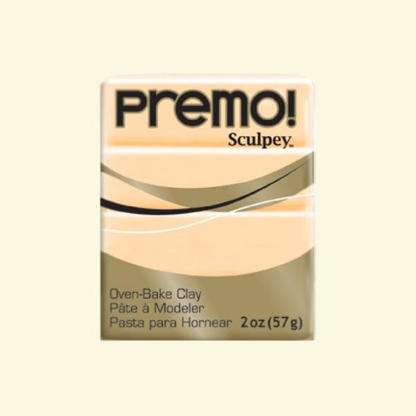 Полимерна глина Premo! Sculpey Полимерна глина Premo! Sculpey, 57g, екрю