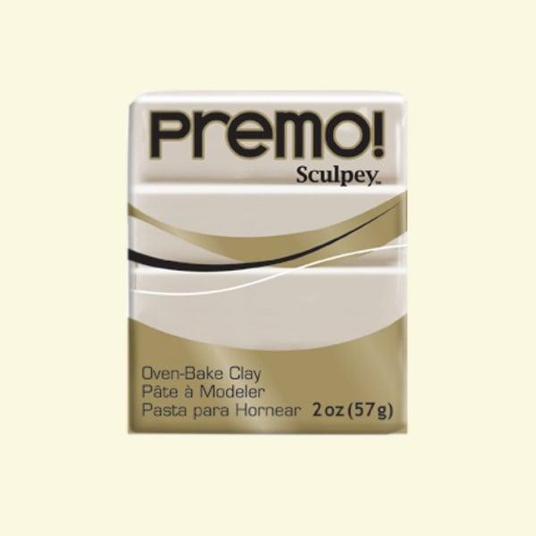 Полимерна глина Premo! Sculpey Полимерна глина Premo! Sculpey, 57g, носорогово сиво