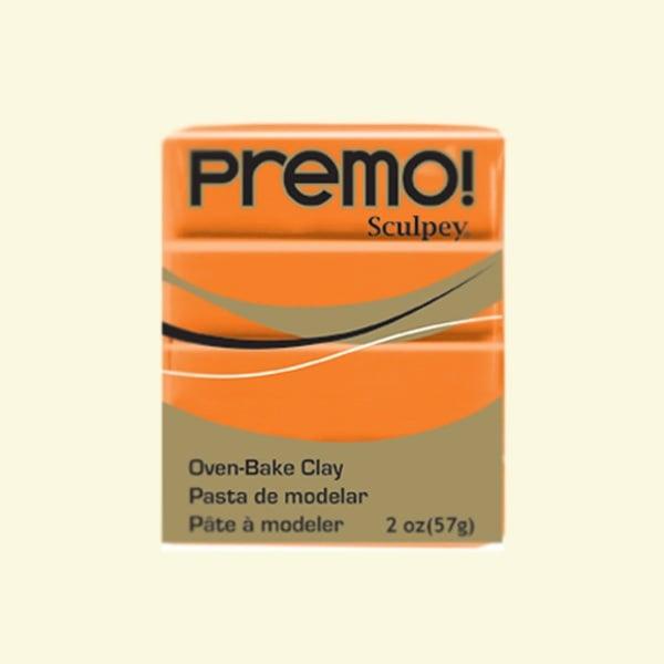 Полимерна глина Premo! Sculpey Полимерна глина Premo! Sculpey, 57g, оранжево