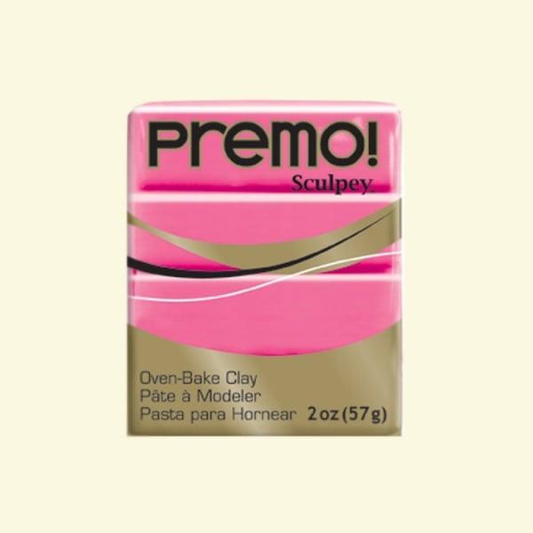 Полимерна глина Premo! Sculpey Полимерна глина Premo! Sculpey, 57g, розов сладкиш