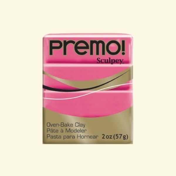 Полимерна глина Premo! Sculpey Полимерна глина Premo! Sculpey, 57g, румено