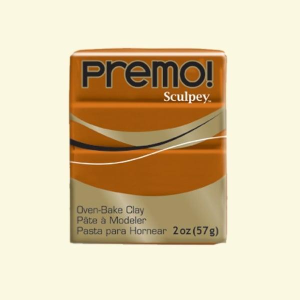 Полимерна глина Premo! Sculpey Полимерна глина Premo! Sculpey, 57g, сурова глина
