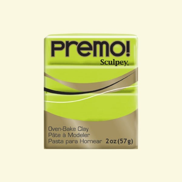 Полимерна глина Premo! Sculpey Полимерна глина Premo! Sculpey, 57g, уасаби