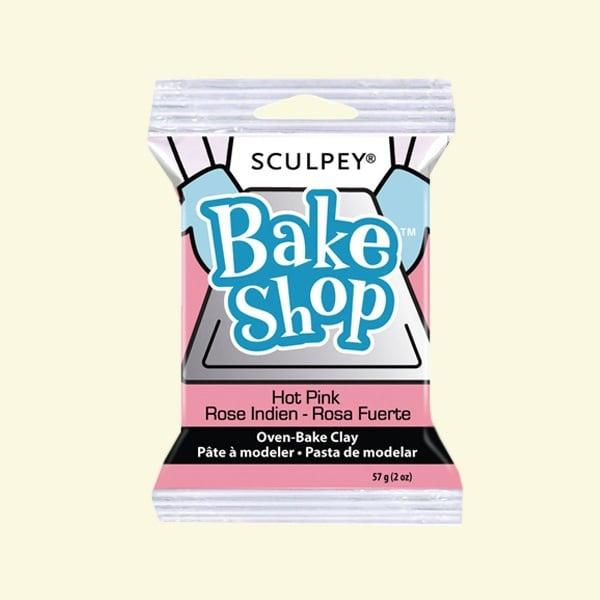 Полимерна глина Sculpey Bake Shop, 57g Полимерна глина Sculpey Bake Shop, 57g, розово