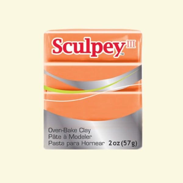Полимерна глина Sculpey III Полимерна глина Sculpey III, 57g, оранжево