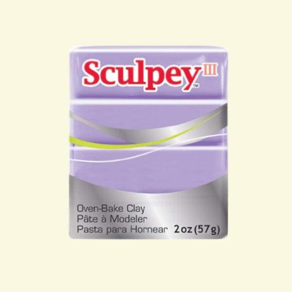 Полимерна глина Sculpey III Полимерна глина Sculpey III, 57g, пролетно лилаво