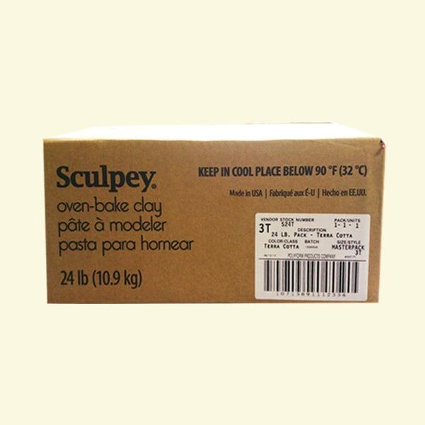 Полимерна глина Super Sculpey, бежов 454g, 3 .6kg, 11kg Полимерна глина Super Sculpey, 11kg, бежов