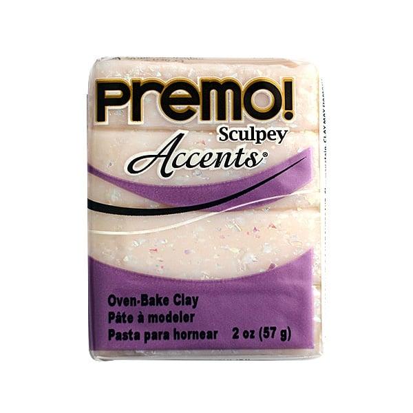 Полимерна глина Premo! Accents Sculpey, 57g Глина Premo! Sculpey, 57g, опал